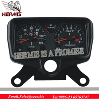 motorcycle speedometer/ motorcycle meters for CG hon da with gear indicator, fuel indicator, light led