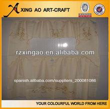 cortina de la cocina