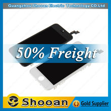 Best Promotion broken for iphone 5s screen,cell phone display for iphone 5s