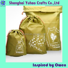 Custom Travel packaging and organizor bag Nylon material waterproof