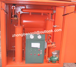 High Vacuum Electrical Transformer Oil Extraction Unit,Waste Oil Dehydrator
