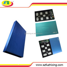 USB 3.0 HDD Case , SATA HDD Case, Aluminum HDD Case for Sale