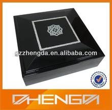 High quality customized Luxury VIP Wooden Box , Wood Gift Box