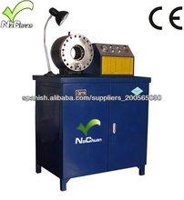 máquina prensadora de mangueras