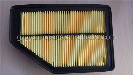 engine air filter 17220 rzp y00 for honda crv 2 0 2 4 2007. Black Bedroom Furniture Sets. Home Design Ideas