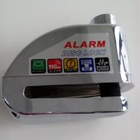 high quality zinc alloy alam lock,remote motorcycle alarm lock