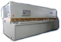qc12y-16x4000 aluminium machine/paper board shearing machine