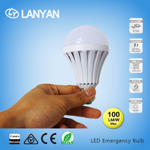 rechargeable emergency light with Lithium battery from zhongshan Leading Manufacture