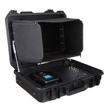 17.8 outdoor shooting carry on field monitor with full hd 1920*1080