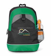 Old fashion backpack outdoor advanture backpack