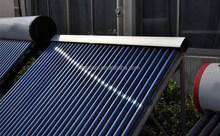 DIY Heat Pipe 12 Vacuum tubes Solar Water Heater Collector