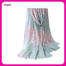 Fashion Hot Large Leopard Soft Shawl Scarf Wrap