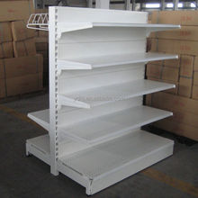 pitch 25mm system of Supermarket shelf