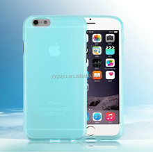 TPU cell phone case for iphone 6 plus AP6P002