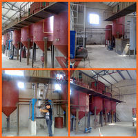5TPD Palm oil refining equipment