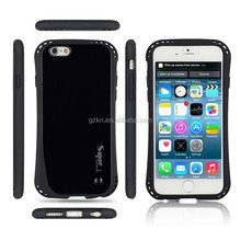 2015 Popular hot selling Super cool durable PC+Silicone tough hard case smart thin case for iPhone 6