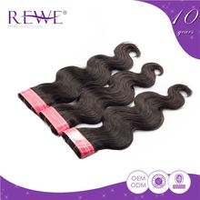 High-End Handmade Clean And No Smell Lily Coarse Kanekolon Material For Weave Human Hair