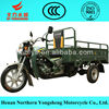 hot sale cargo three wheel car motorcycle for adult