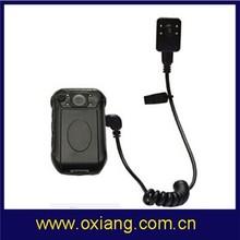 china wireless HD 1080P mini 2 inches screen portable police camera recorder