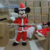 christmas Mickey mouse mascot costume