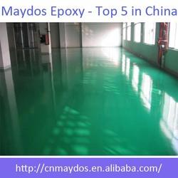 Maydos Wearing Resistant Oil Based Epoxy Garage Flooring(Foshan Floor Coating Manufacturer)
