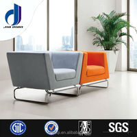 Chinese double leather sofa furniture Fancy sofa furniture