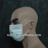 disposable medical face mask,dental face mask,3ply