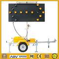 estándar de australia solar las señales de tráfico c con tamaño de elevación hidráulica