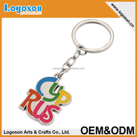 Wholesale Cyprus Spinning Car Part beautiful Souvenirs keychain