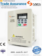 Sanch S1100 0.75kw~22kw ISO/CE Certificated general purpose 380v~480v 3 phase 400hz ac frequency converter 50hz to 60hz
