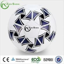 Zhensheng Buyer Specified Design Soccer Ball Machine Stitched