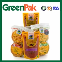 china SGS FDA supplier perishable food flexible pack
