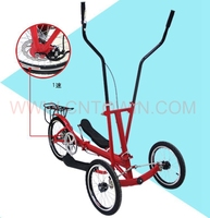 more qualified 2015 New design semi commercial elliptical