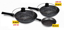 see on tv Nonstick Fry Pan high quality forged fryer pan