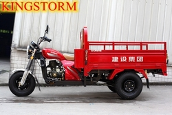 China Supplier Three Wheel Motor Vehicle 150cc/175cc Cheap Adult Pedal Cargo Tricycle