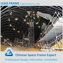 Supply Low Cost Large Span Space Frame Metal Roofing Theater