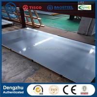 Posco/Lisco/Tisco stainless steel door lock cover plate with low price