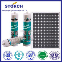 Storch solar panel use high performance heat resistant silicone sealant