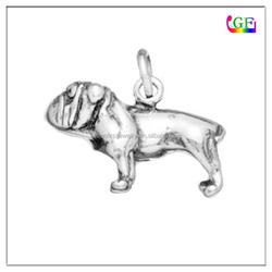 Dog breed Charms Bulldog Poodle Lab Spaniel Dachshund German dog