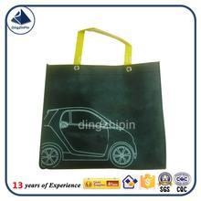 70-130gsm non woven Handled cost-effective reusable shopping bag with logo