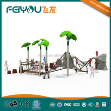 New Design Rope Pyramid Outdoor Playground. Playground for Outdoor Use. New Design Outdoor Playground for Kids