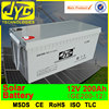New arrival solar gel battery 12v 200ah for solar system