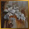 Modern Handmade Oil Flower To Paint On Canvas