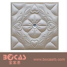 Fábrica decorativos PVC Panel de pared y techo