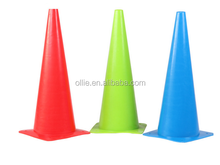 factory price promotional colorful PP soccer cone