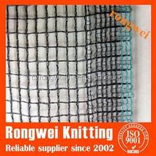 warp knitted black plastic anti-hail net for fruit trees