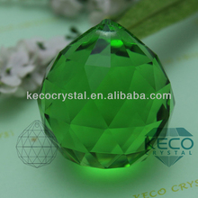 Machine Cut Crystal Ball for Chandelier