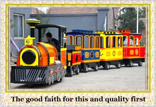factory direct rides children games electric trackless train for sale