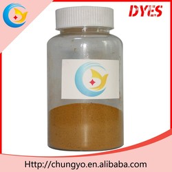 China Manufacturer Acid Dye Yellow 42 Garment Dye pu Leather Jacket synthetic leather shoe dye