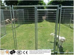 heavy duty welded wire panels dog kennels